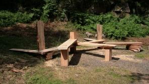Wyming brook bench