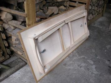 Folding Birch and Oak tables 3