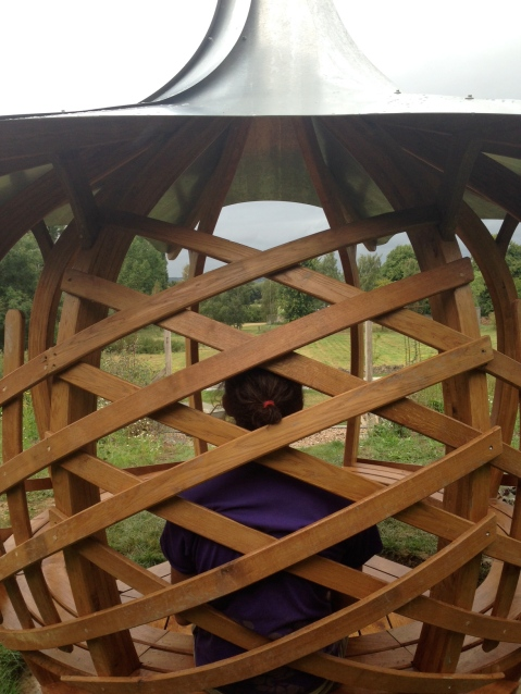Laced Onion Shelter - scot