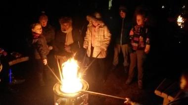 junior fire lights