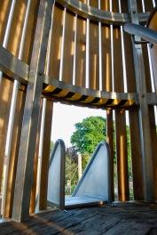 Baobab slide exit