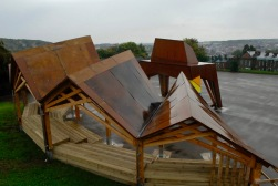 Walkley Stage and Seating roof