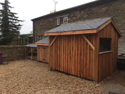 Homesfield sheds