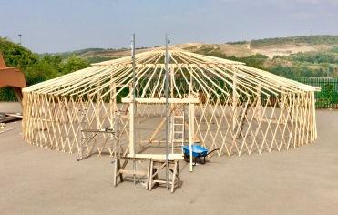 Yurt - whole frame 1