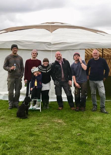 Yurt team