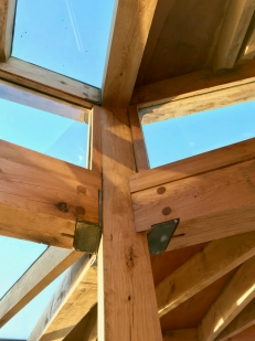 Kite Canopy Frame Joints